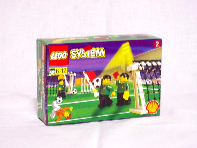 #3303 レゴ 審判とゴール
