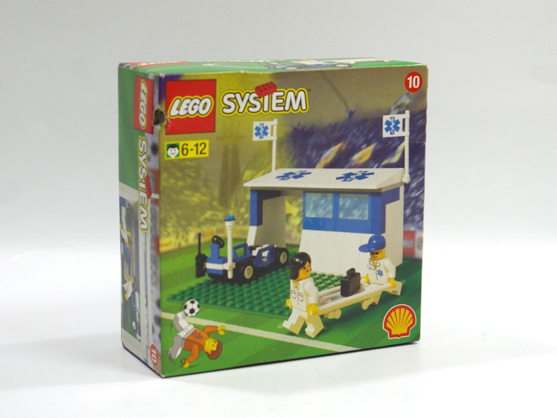 #3312 レゴ 医務室