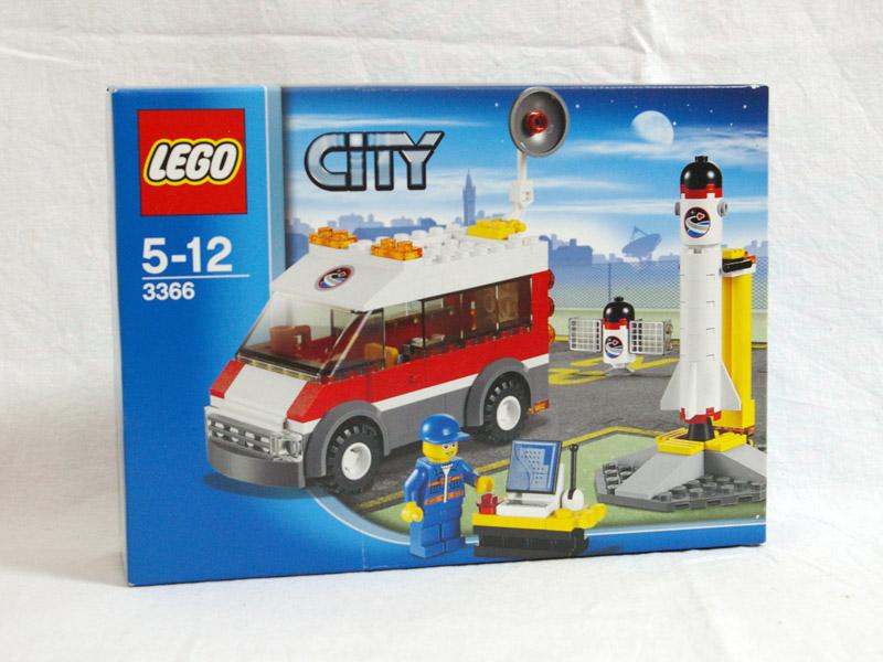 #3366 レゴ サテライトバン