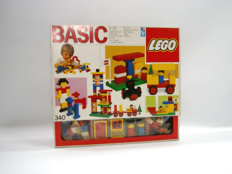 #340 レゴ 基本セット