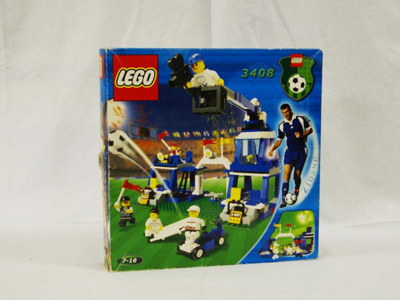 #3408 レゴ TV&サポートクルー