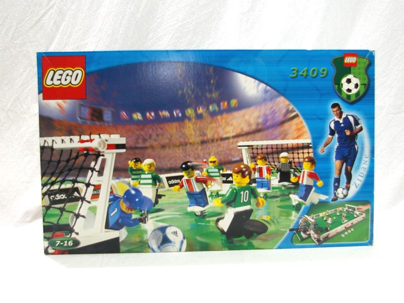 #3409 レゴ チャンピオンシップ・チャレンジ