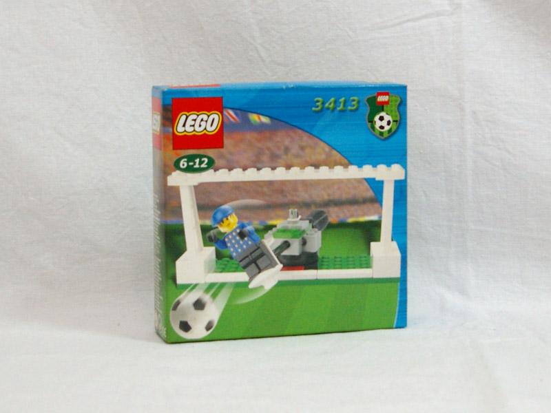 #3413 レゴ ゴールキーパー