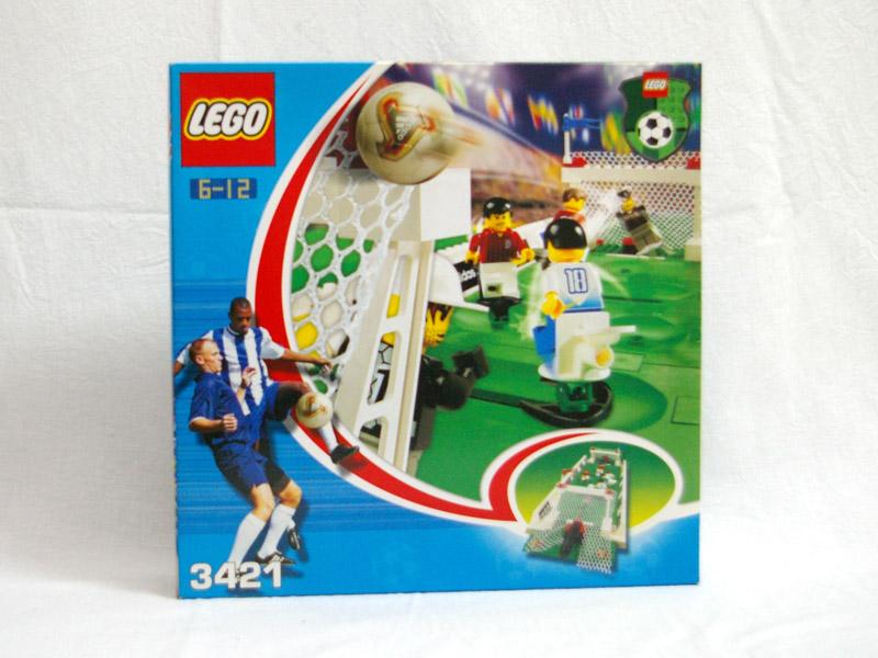 #3421 レゴ ミニサッカー