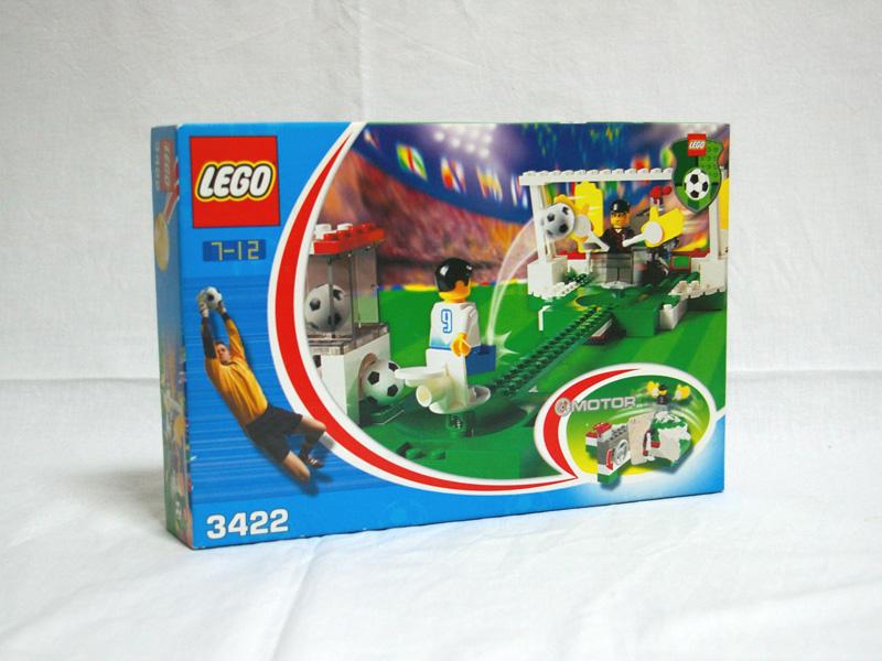 #3422 レゴ シュート&セーブ