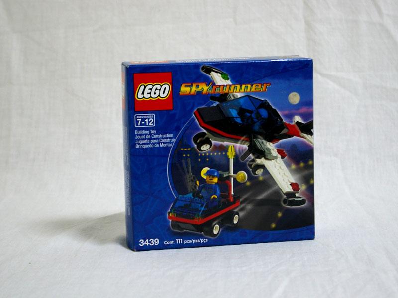 #3439 レゴ スパイランナー
