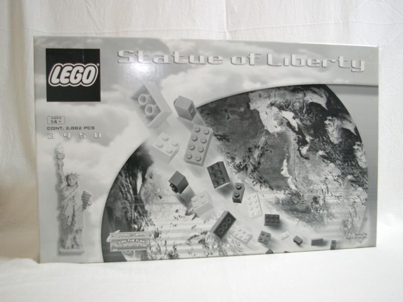 #3450 レゴ 自由の女神
