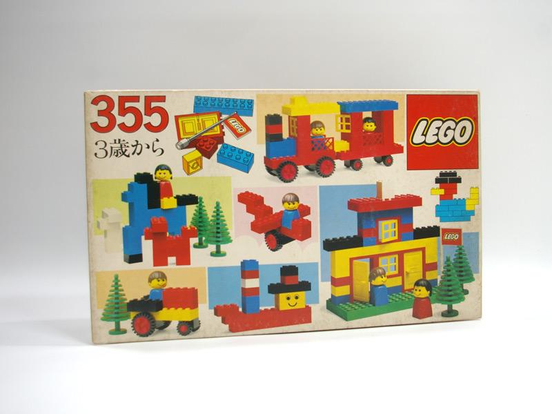#355 レゴ 基本セット
