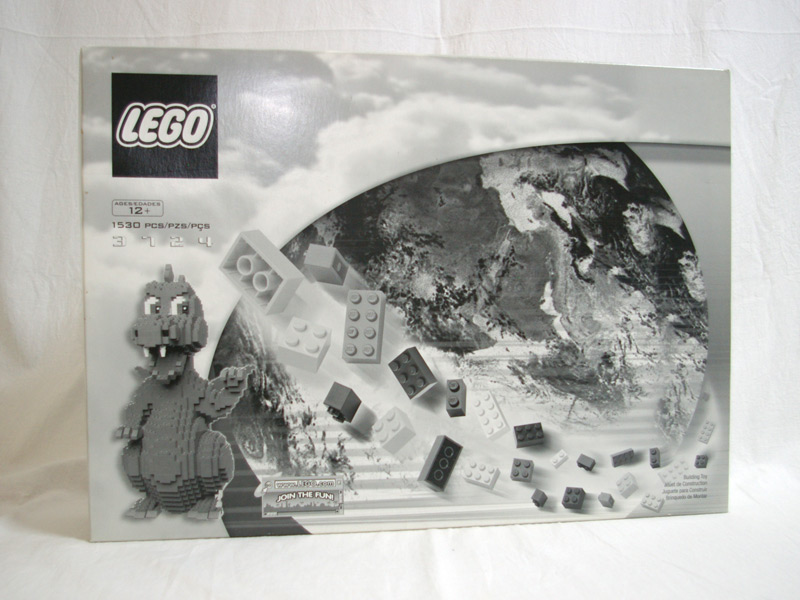 #3724 レゴ ドラゴン