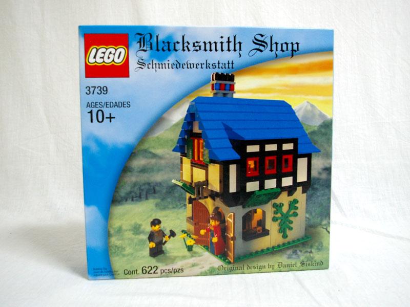 #3739 レゴ 鍛冶屋