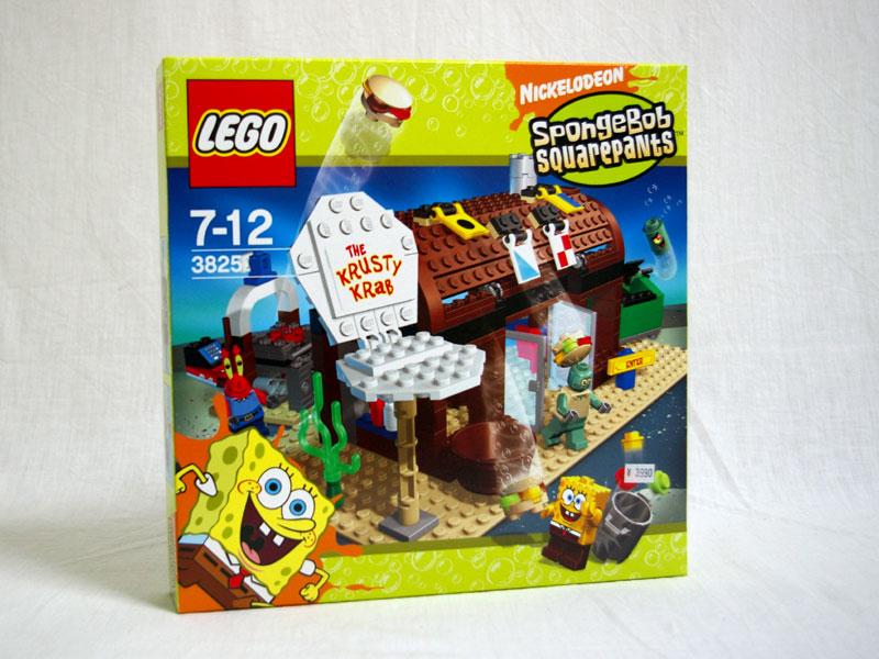 #3825 レゴ バーガー店・カニカーニ