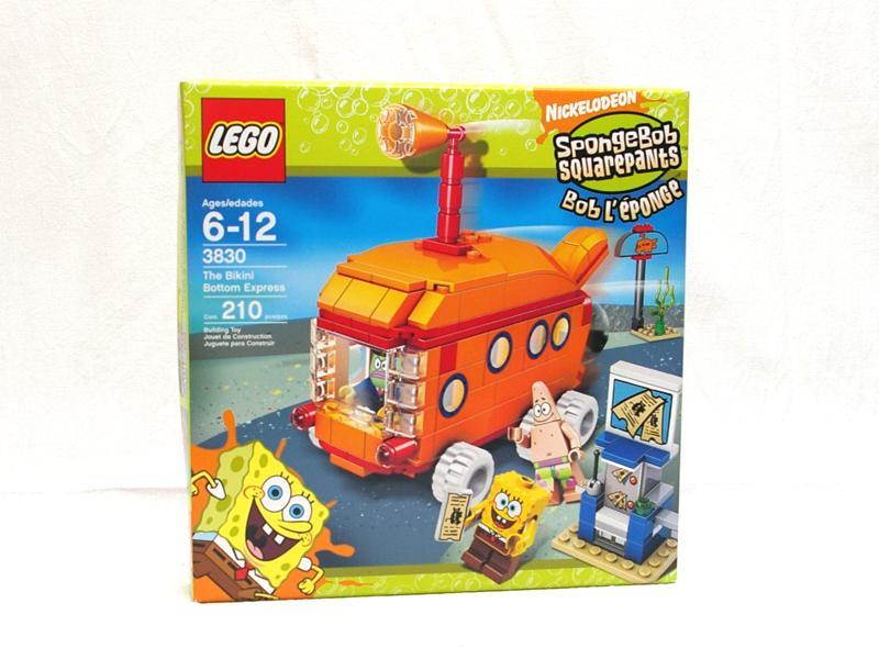 #3830 レゴ ビキニボトム・エクスプレス