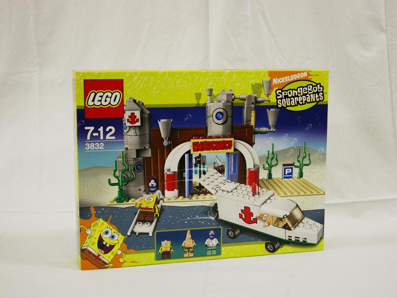 #3832 レゴ 緊急治療室
