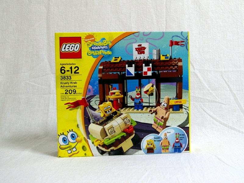 #3833 レゴ カニカーニ アドベンチャー