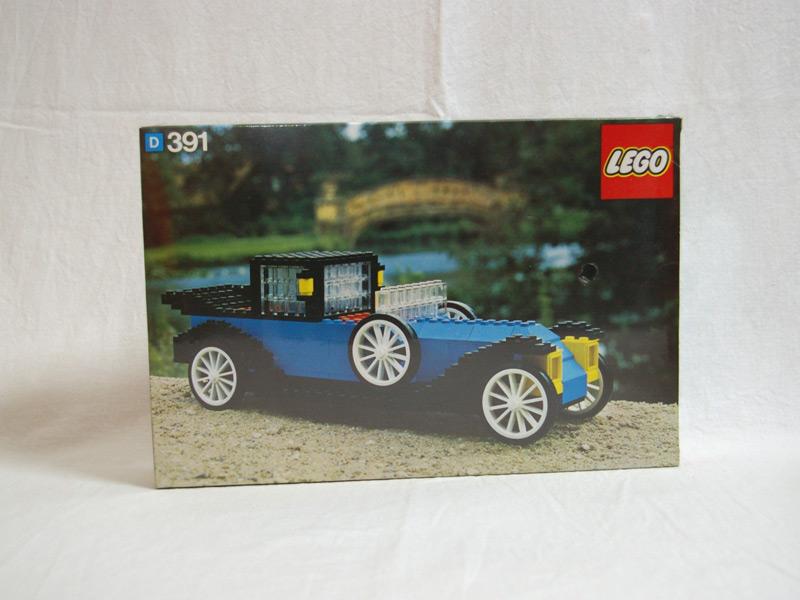 #391 レゴ 1926ルノー