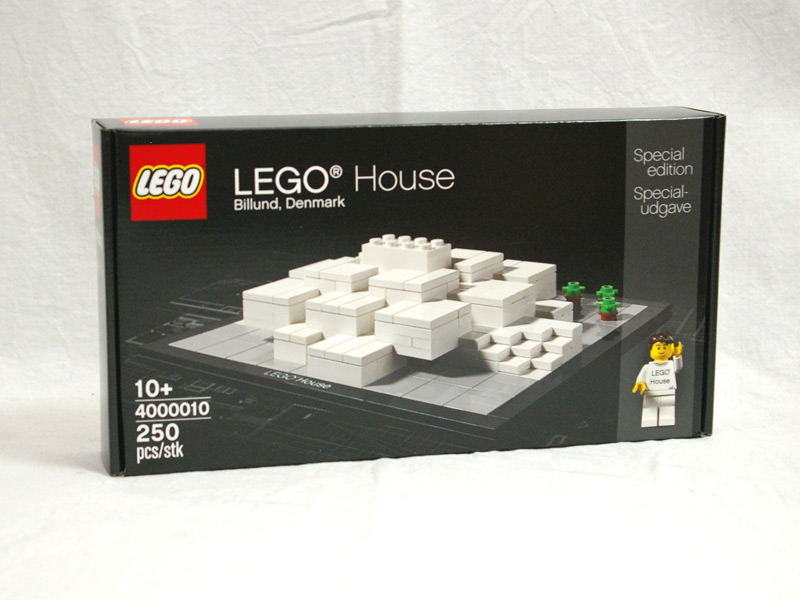 #4000010 レゴ ハウス