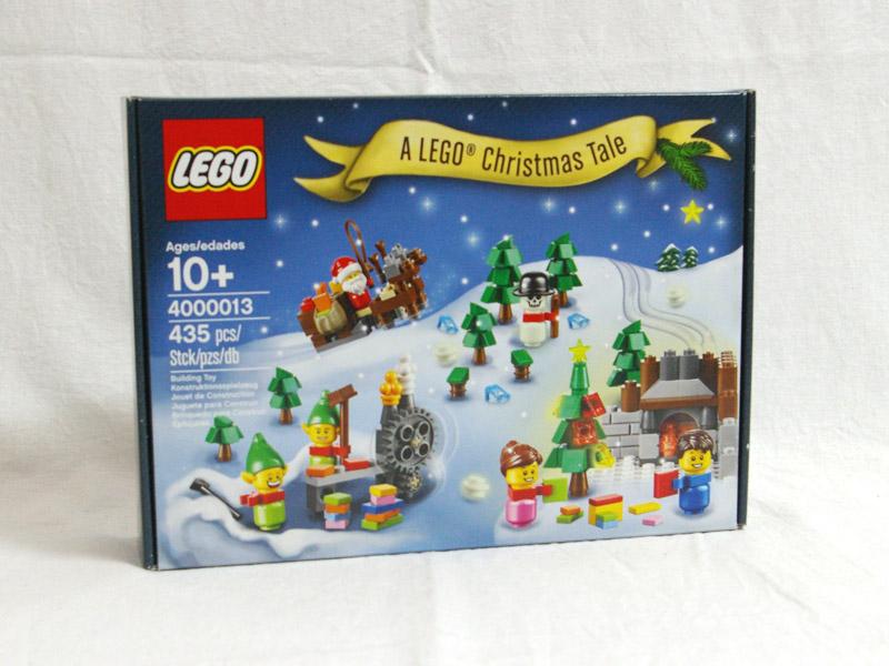 #4000013 レゴ クリスマスの物語