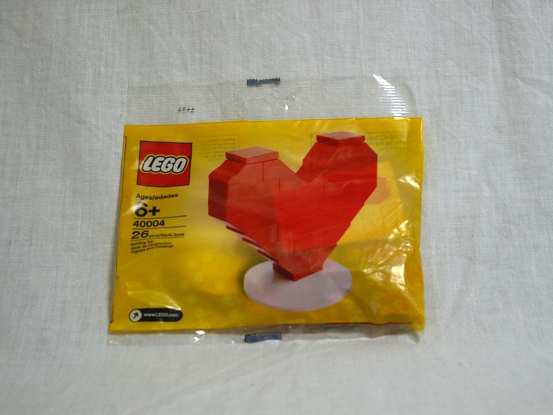 #40004 レゴ ハート