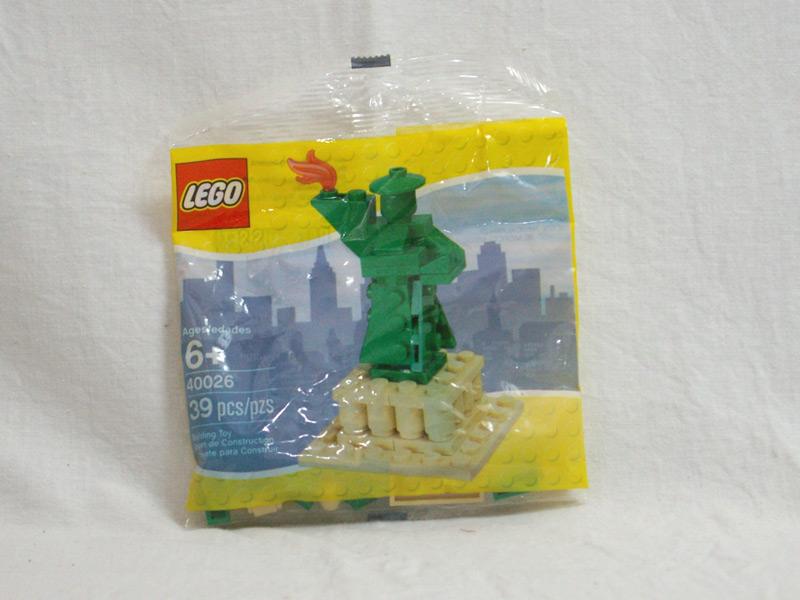 #40026 レゴ 自由の女神