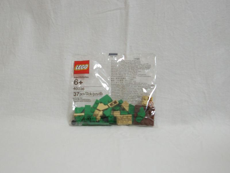 #40036 レゴ コブラ