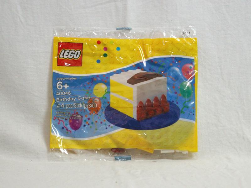 #40048 レゴ バースデーケーキ