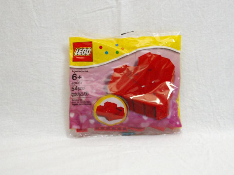 #40051 レゴ ハートボックス