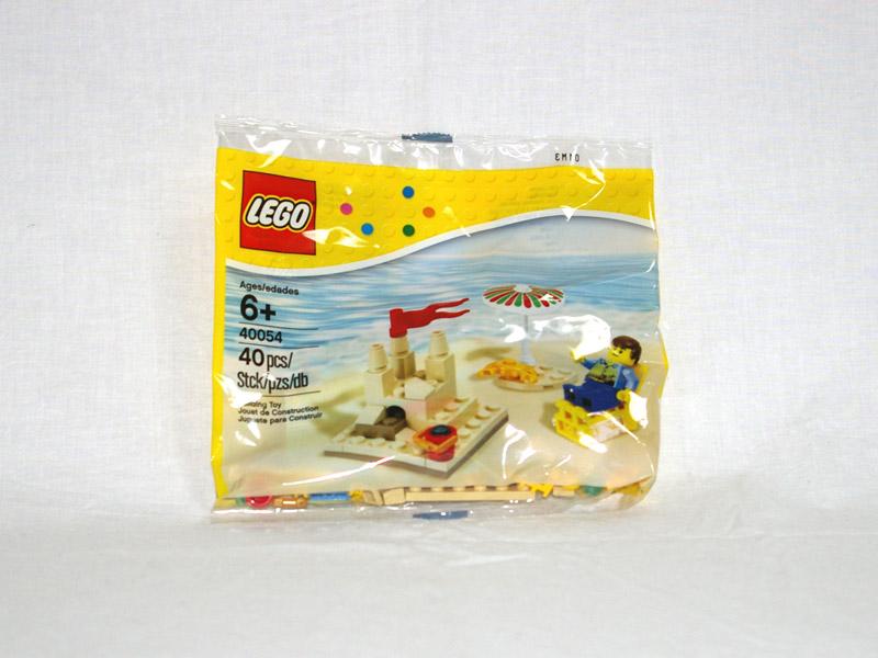 #40054 レゴ サマーシーン
