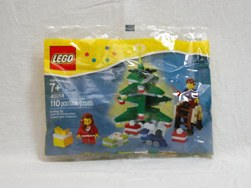 #40058 レゴ クリスマスツリー