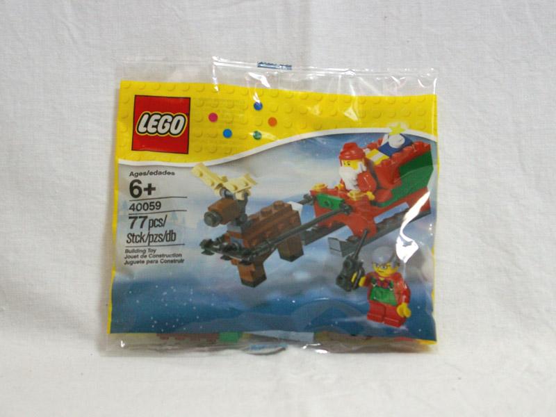 #40059 レゴ サンタのそり