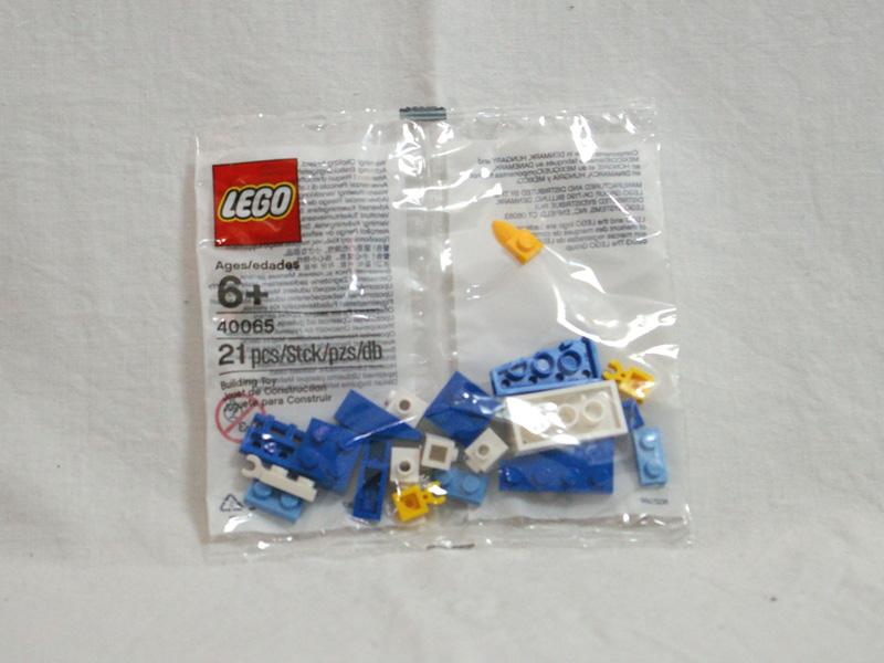 #40065 レゴ カワセミ