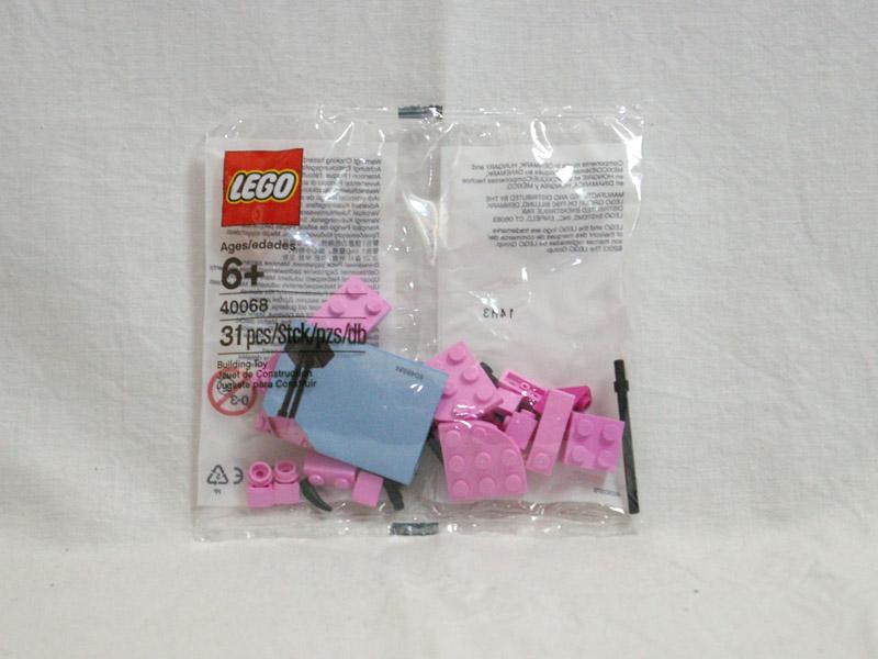 #40068 レゴ フラミンゴ