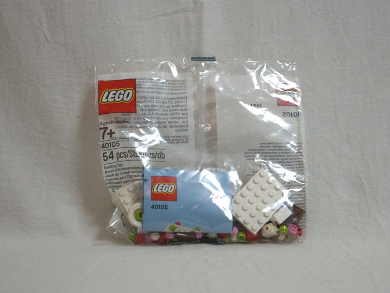#40105 レゴ ジンジャーブレッドハウス