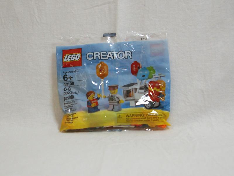 #40108 レゴ バルーンカート