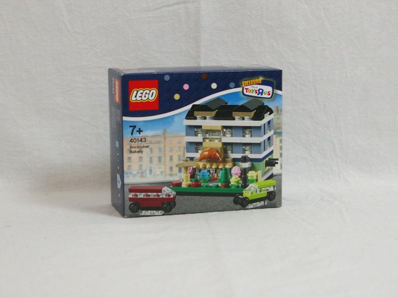 #40143 レゴ ミニモジュール ベーカリー