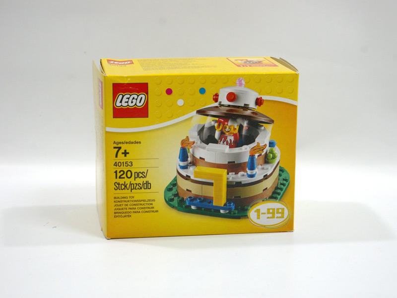 #40153 レゴ バースデイ テーブル デコレーション