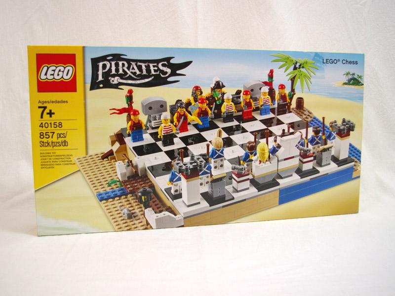 #40158 レゴ パイレーツチェスセット