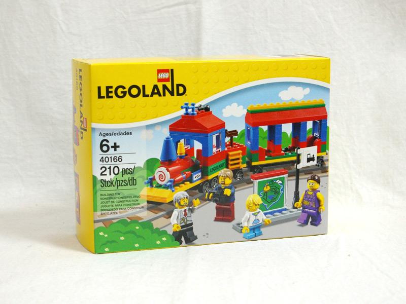 #40166 レゴ レゴランドトレイン
