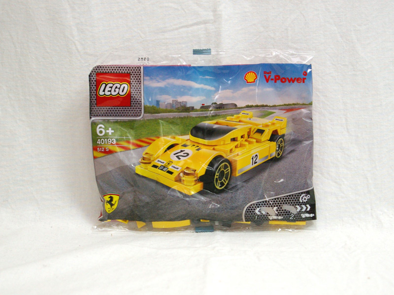 #40193 レゴ フェラーリ 512 S