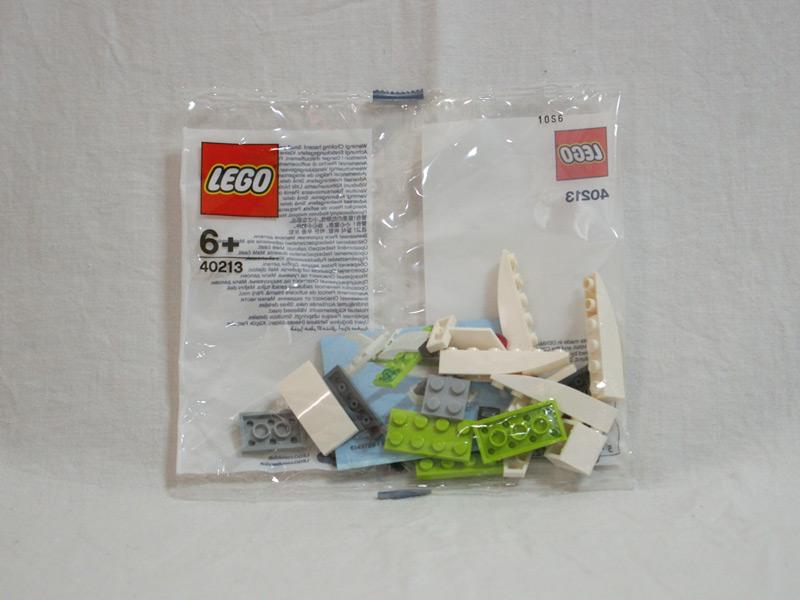 #40213 レゴ 水上飛行機