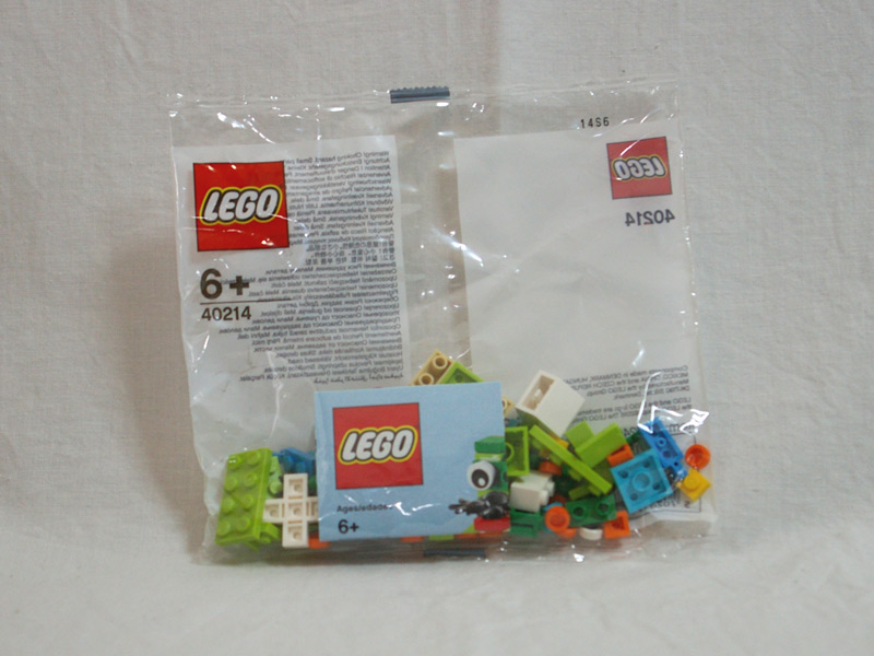 #40214 レゴ 蛙