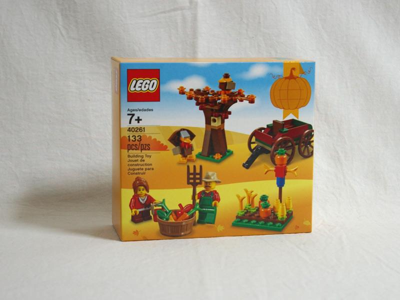 #40261 レゴ サンクスギビング