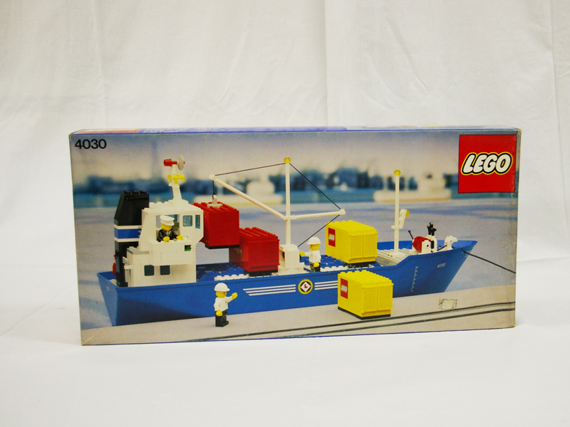 #4030 レゴ コンテナ船