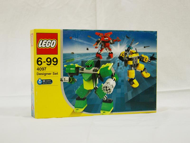 #4097 レゴ ロボットデザイナー (小)