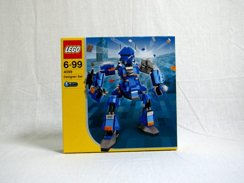 #4099 レゴ ロボットデザイナー(大)