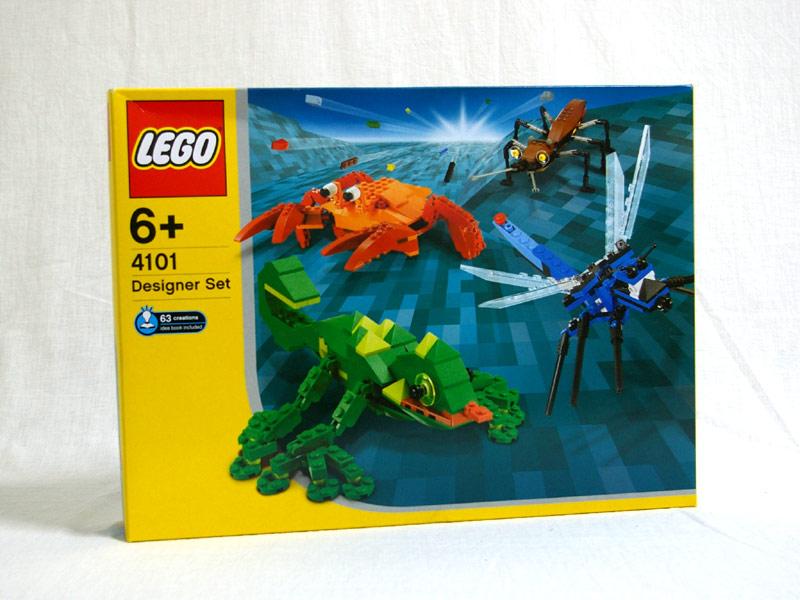 #4101 レゴ ジャングル生き物デザイナー