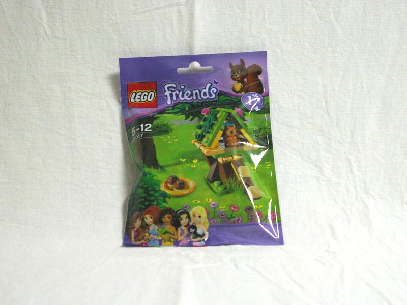 #41017 レゴ リスとツリーハウス