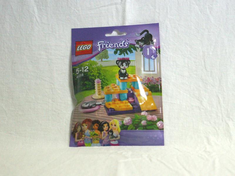 #41018 レゴ ネコとジャングルジム