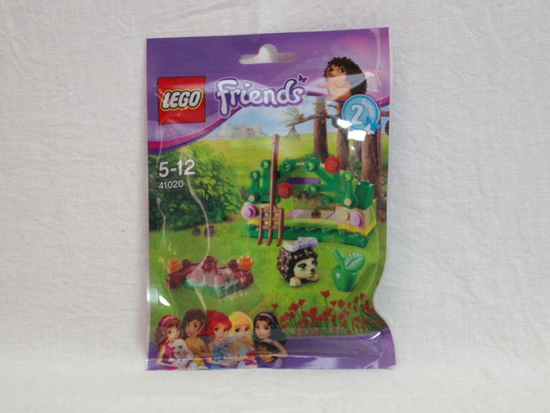#41020 レゴ ハリネズミとシークレットガーデン