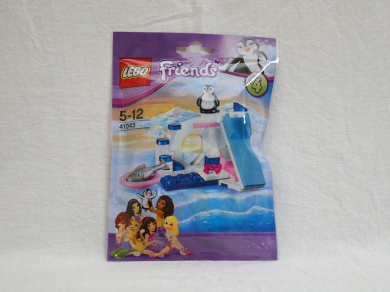 #41043 レゴ ペンギンとアイスマウンテン