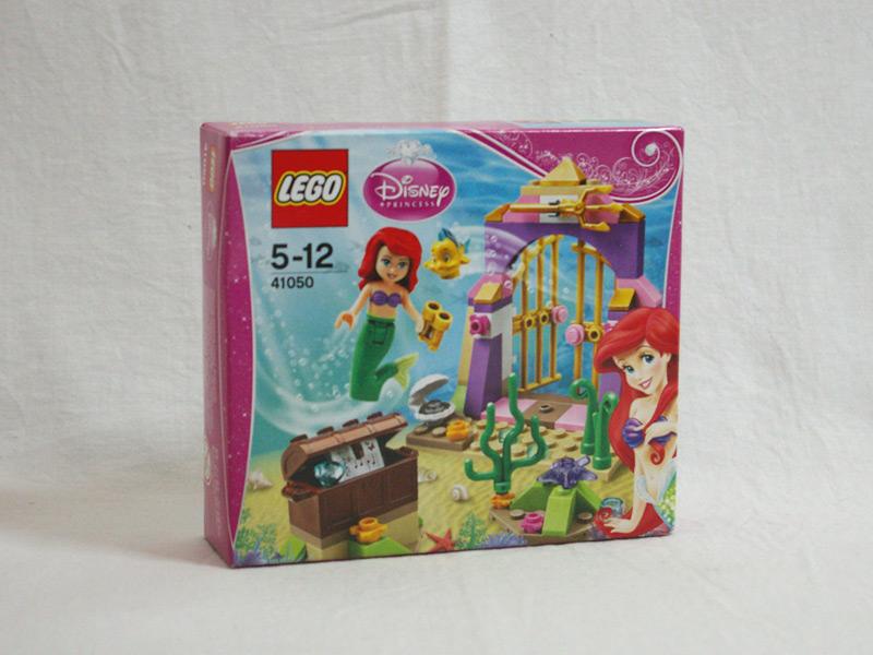 #41050 レゴ アリエルのひみつのたから
